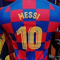 Футбольная форма СК Барселона МЕССИ детская