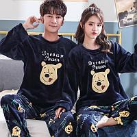 Теплый пижамы для двоих