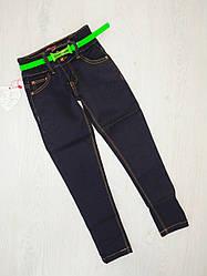Джинсовые брюки для девочки, Венгрия, S&D, рр. 110-116, арт. 021,