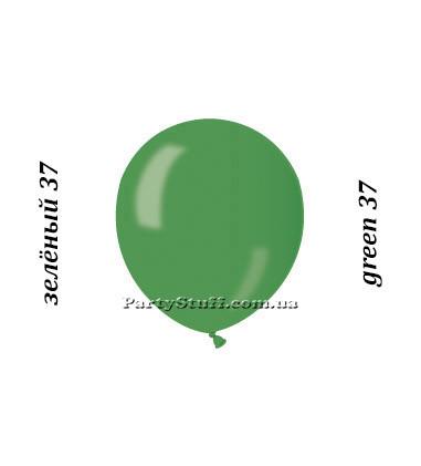 Воздушные шарики Gemar АМ50 металлик ЗЕЛЕНЫЙ