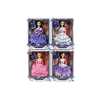 Кукла на шарнирах. 4 вида