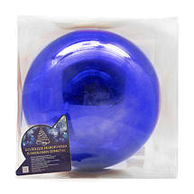 Елочный шар глянцевый 15см 1шт/кор, фото 3