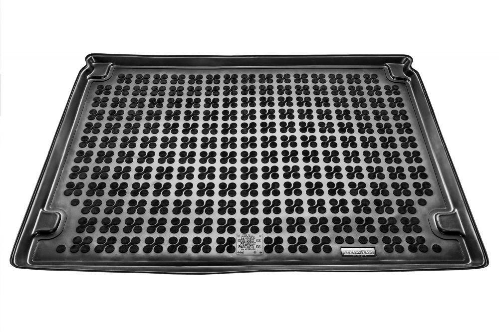 Коврик в багажник резиновий Peugeot Partner II 2008 - 2018 п'ятимісний Rezaw-Plast 230124