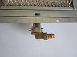 Горелка газовая керамическая инфракрасного излучения VITA-2 кВт, фото 5