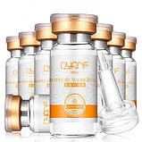 Сыворотка QYANF Levorotatory VC  с витамином С и гиалуроновой кислотой (питание + увлажнение) 10ml, фото 2