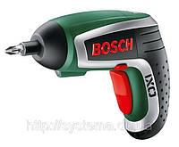 BOSCH  IXO IV Upgrade basic - Аккумуляторный шуруповерт с литий-ионным аккумулятором