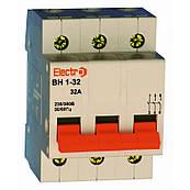 Модульний вимикач навантаження ВН1-32