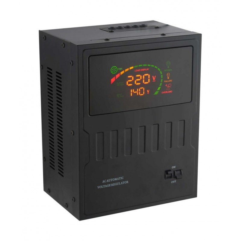 Електронний стабілізатор напруги SLR-5000 настінно-напольний