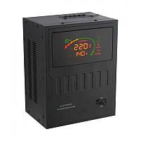 Електронний стабілізатор напруги SLR-5000 настінно-напольний, фото 1