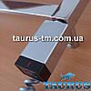 Стальной ТЭН TERMA ONE chrome прямоугольный 30х40: регулятор 40 и 60С + таймер 2 ч. +LED; под пульт ДУ. Польша, фото 2