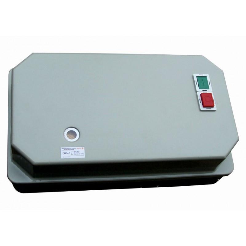 Пускач електромагнітний ПМЛк-1-95 (схема зірка+трикутник) в захисному корпусі ІР54