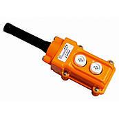 Пульт кнопковий тельферний ПКТ2 (2 кнопки)