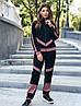 Спортивный костюм,ткань: джерси.  Размер:С(42-44)М(44-46). Цвета разные (1231), фото 8