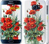"Чехол на Samsung Galaxy S6 G920 Маки ""523c-80"""