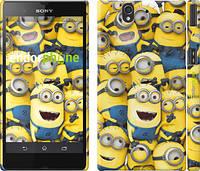 "Чехол на Sony Xperia Z C6602 Миньоны 8 ""860c-40"""