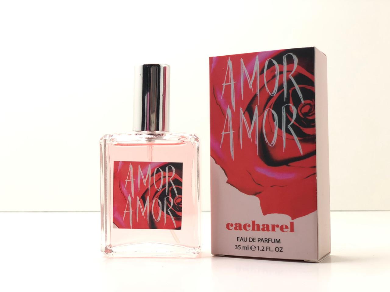 Мини парфюм Cacharel Amor Amor (Кашарель Амор Амор) 35 мл
