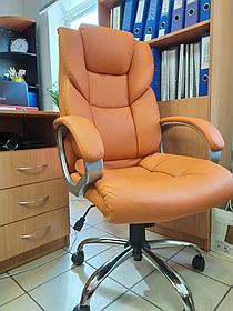 Кресло Morfeo хром Tilt, Есо-72 (Новый Стиль ТМ)