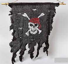 Флаг Пират аксессуары на Хэллоуин 60 на 40 см