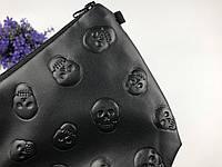 Косметичка Череп  (черная), фото 1