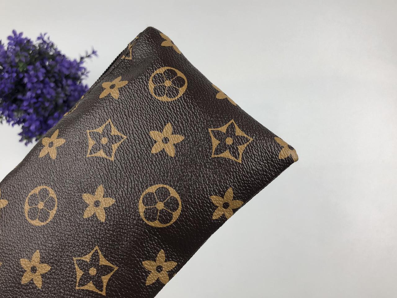 Косметичка Louis Vuitton (коричневая)
