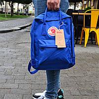 Рюкзак міський Fjallraven Kanken 16л Classic Синій, фото 1