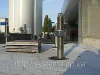Стержень метрический (резьбовой), оцинкованный, ø 18.0х1000 мм, класс прочности 4,8