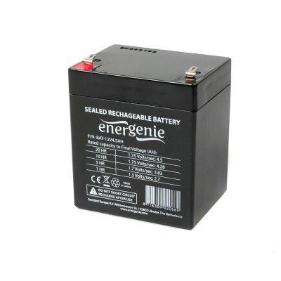 Акумуляторна батарея EnerGenie BAT-12V4.5AH