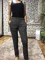 Женские теплые брюки на резинке, фото 1