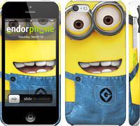 "Чехол на iPhone 5c Миньоны 7 ""859c-23"""