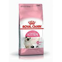 АКЦІЯ Royal Canin Kitten 36 сухий корм для кошенят до 12 місяців + паучи 85г. 3 шт.