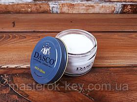 Крем для взуття DASCO Shoe Cream 50 мл колір білий (101)