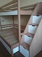 Кровать двухъярусная Felifam Modern (120*190/90*190)