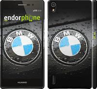 """Чехол на Huawei Ascend P7 BMW """"845c-49"""""""