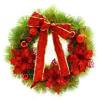 Новогодний Рождественский Венок 50см