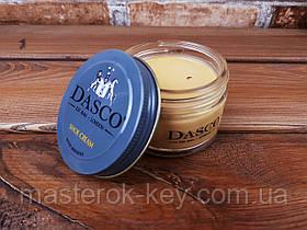 Крем для взуття DASCO Shoe Cream 50 мл колір натуральна шкіра (107)