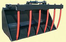 Навесное оборудование для фронтальных погрузчиков Weimer, фото 3