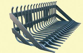 Навесное оборудование для фронтальных погрузчиков Weimer