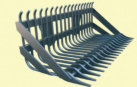 Навесное оборудование для фронтальных погрузчиков Weimer, фото 2