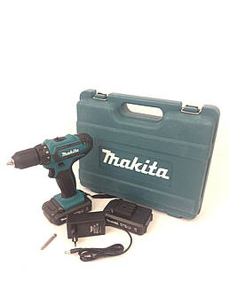 Аккумуляторный Шуруповерт Makita DHP482 - 18V