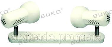 Светильники spotlight BUKO BK916-2*40 W E14