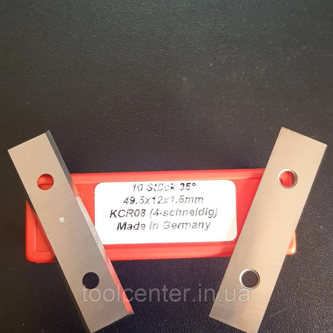 Нож поворотный HW: 49,5x12x1,5mm KCR08