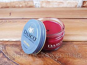 Крем для взуття DASCO Shoe Cream 50 мл колір вишневий (134)