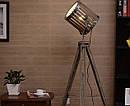 Лампы напольные, настольные в стиле Loft