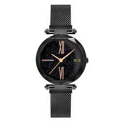 Женские наручные часы Starry Sky Watch (тех.пакет) Черный