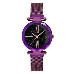 Женские наручные часы Starry Sky Watch (тех.пакет) Фиолетовый