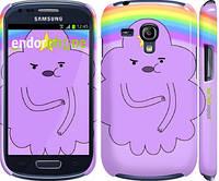"Чехол на Samsung Galaxy S3 mini Принцесса Пупырка 1 ""2478c-31"""