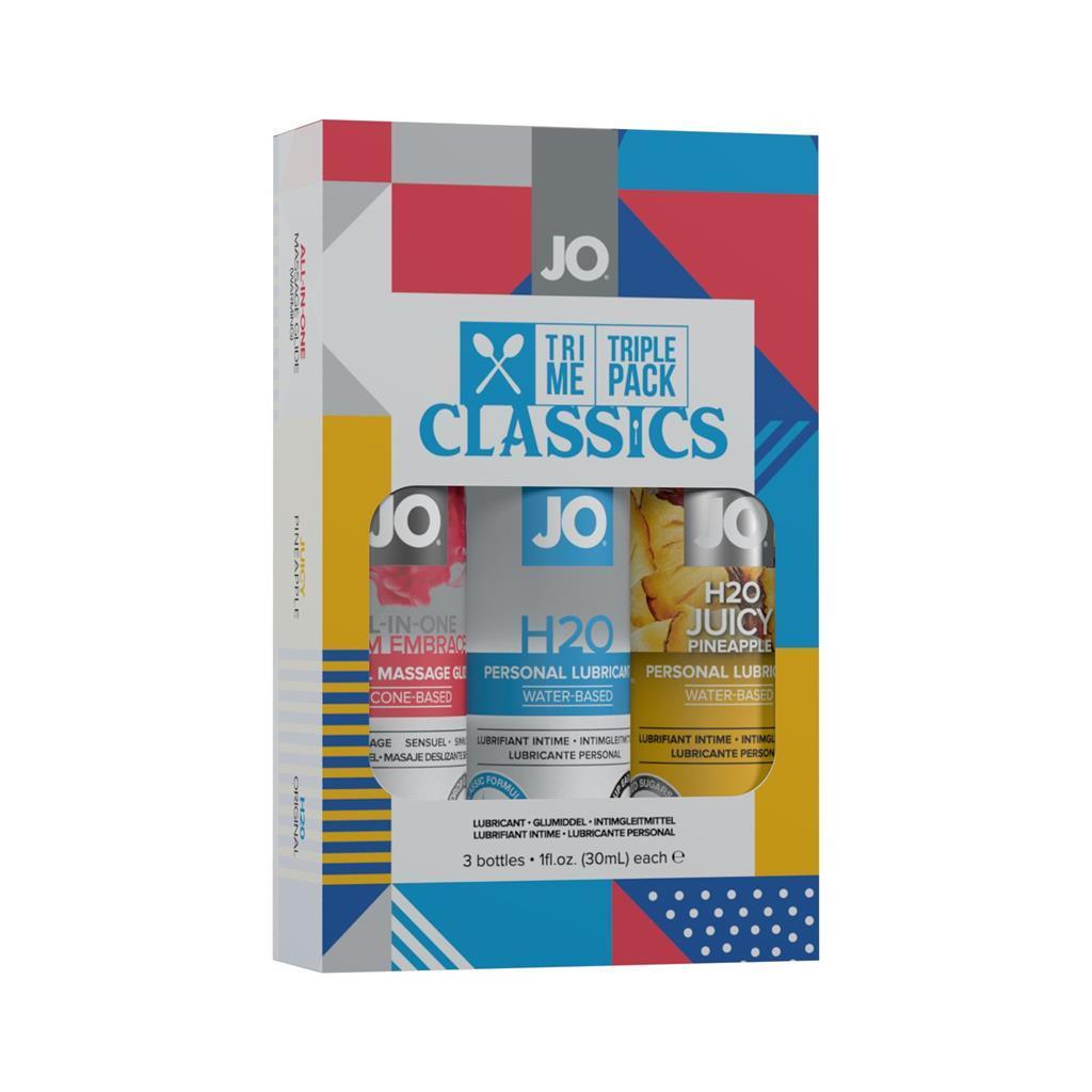 Подарочный набор System JO Limited Edition Tri-Me Triple Pack Classics, 3 х 30 мл