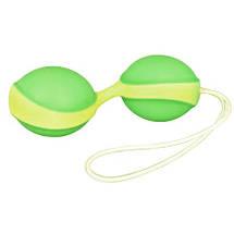 Вагинальные шарики Amor Gym Balls, 3,3 см, фото 3