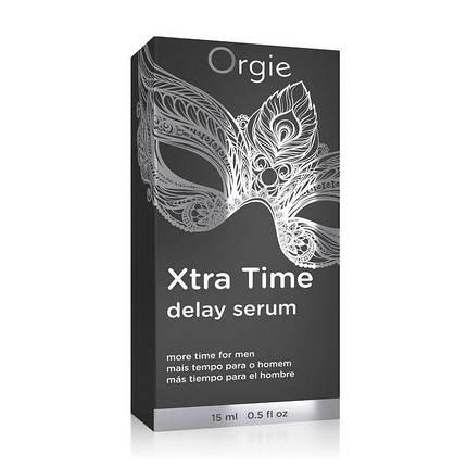 Сыворотка-пролонгатор полового акта Orgie Xtra Time Delay Serum, 15 мл, фото 2