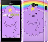"Чехол на Sony Xperia M2 D2305 Принцесса Пупырка 1 ""2478c-60"""
